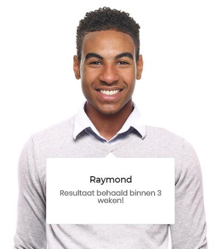 Raymond's resultaat